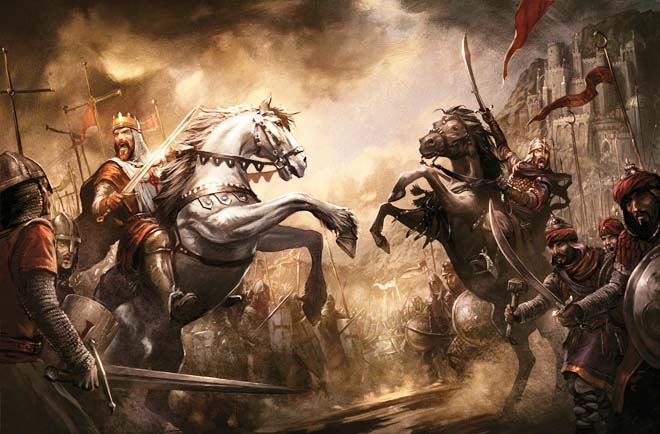 Vị vua Hồi giáo đầu tiên khiến quân Thập tự chinh khiếp sợ - 5