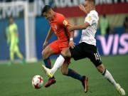 Bóng đá - Chi tiết Confederations Cup, Đức - Chile: Những nỗ lực bất thành (KT)