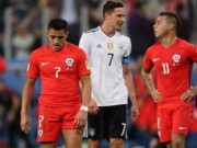 """Đức giành Confed Cup, báo quốc tế tiếc suýt  """" ăn ba """""""