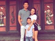 Phim - Mặc ồn ào với Việt Anh, Bảo Thanh khoe ảnh hạnh phúc bên gia đình