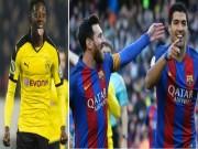 """Bóng đá - Barca tính """"thải"""" Suarez mua sao 90 triệu euro, Messi ra tay"""