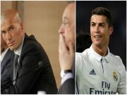 """Bóng đá - Ronaldo ra """"yêu sách"""" ở lại Real: Zidane, Perez """"méo mặt"""""""