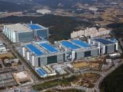 """Dế sắp ra lò - Samsung chi """"núi tiền"""" xây nhà máy phục vụ Apple"""