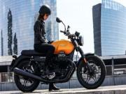 Piaggio thu hồi Moto Guzzi V7 III và V9 do sự cố dầu phanh