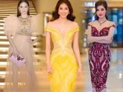 Thời trang - Hà Hồ mặc xuyên thấu đẳng cấp, Phạm Hương đẹp như nữ thần
