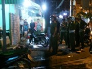 An ninh Xã hội - Trai làng và trai thành hỗn chiến, 1 người bị đâm chết