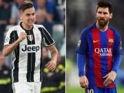 """Bóng đá - """"Tiểu Messi"""" sút phạt xuyên thủng """"tường người"""" gây sốc"""