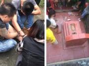 Tin tức trong ngày - Bí mật phía sau vụ đào trộm mộ cô gái trẻ tìm 5 cây vàng