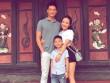 Mặc ồn ào với Việt Anh, Bảo Thanh khoe ảnh hạnh phúc bên gia đình