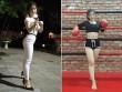 Cô gái xinh đẹp múa côn điêu luyện gây sốt mạng là ai?