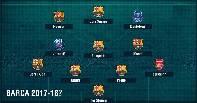 """Messi sắm vai """"vật tế thần"""", Barca quyết lật đổ Real - 1"""