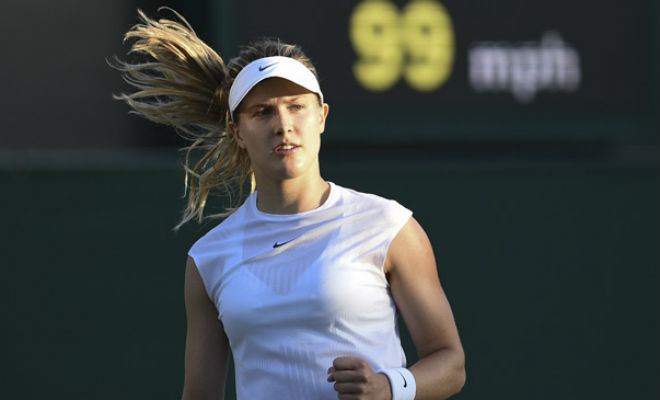 Tin nóng Wimbledon ngày 2: Bà bầu 4 tháng dũng cảm thi đấu - 5