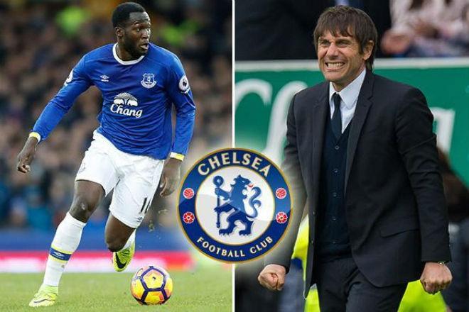 Chelsea: Conte quyết đuổi Costa, mua Lukaku 100 triệu bảng - 1