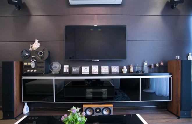 """Phòng khách nhà Thủy Tiên, Hồng Nhung: Đơn giản với nội thất """"5 sao"""" - 11"""