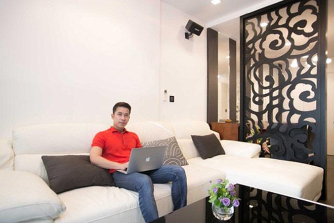 """Phòng khách nhà Thủy Tiên, Hồng Nhung: Đơn giản với nội thất """"5 sao"""" - 10"""