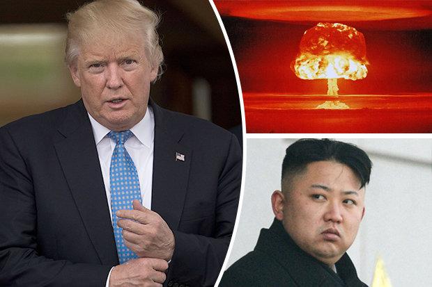 Ông Trump nổi giận vì Triều Tiên nã tên lửa dịp quốc khánh Mỹ - 1