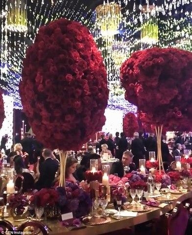 """Hai triệu phú Nga """"đốt"""" 220 tỉ làm đám cưới cho con - 3"""