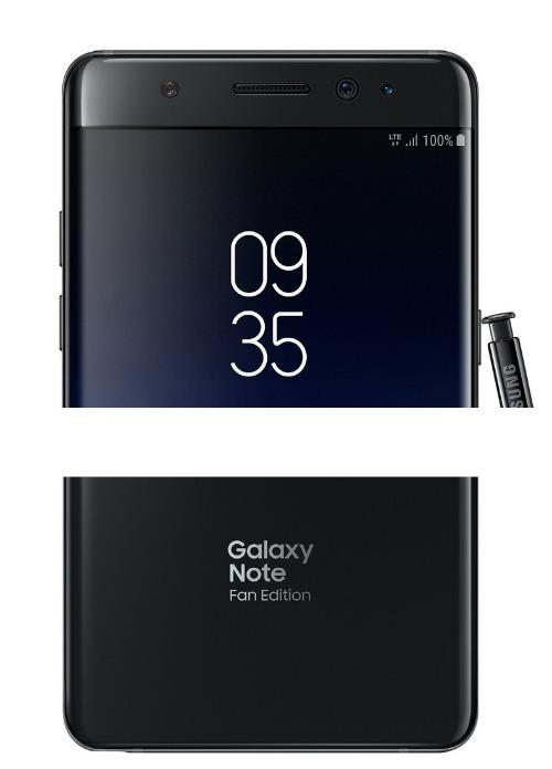 5 điểm khác biệt trên Galaxy Note Fan Edition và Galaxy Note 7 - 3