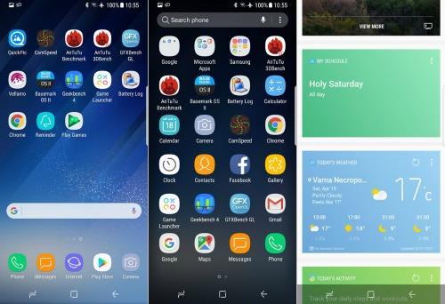 5 điểm khác biệt trên Galaxy Note Fan Edition và Galaxy Note 7 - 4
