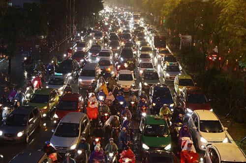 Nóng: Hà Nội sẽ cấm xe máy từ năm 2030 - 1