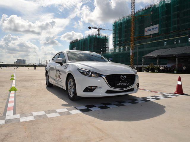 Tìm hiểu công nghệ GVC trên Mazda3 và Mazda6 tại Việt Nam - 1