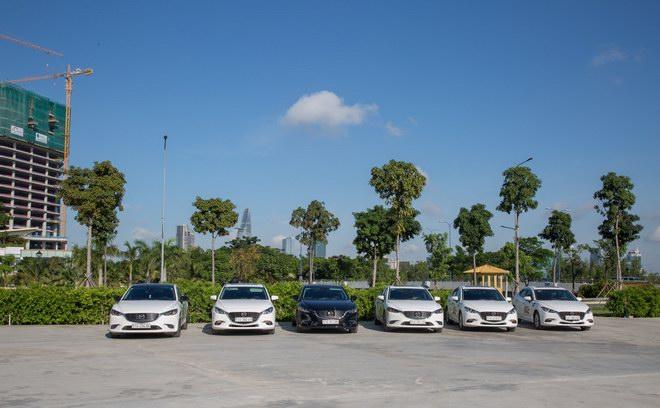Tìm hiểu công nghệ GVC trên Mazda3 và Mazda6 tại Việt Nam - 2