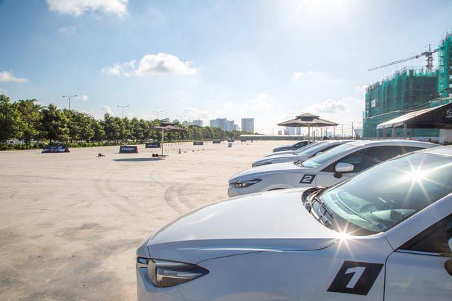Tìm hiểu công nghệ GVC trên Mazda3 và Mazda6 tại Việt Nam - 3