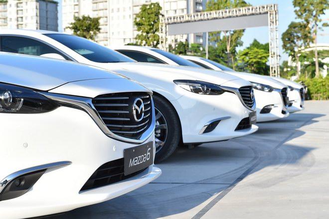 Tìm hiểu công nghệ GVC trên Mazda3 và Mazda6 tại Việt Nam - 5
