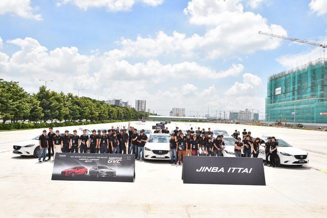 Tìm hiểu công nghệ GVC trên Mazda3 và Mazda6 tại Việt Nam - 7