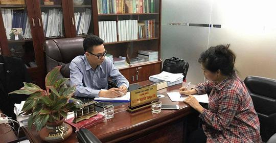 Công an TP HCM xử lý vụ nghệ sĩ Xuân Hương kiện Trang Trần - 1
