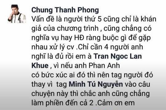 Xôn xao vì vụ Minh Tú xô ngã Lan Khuê tại The Face - 8