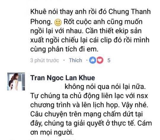 Xôn xao vì vụ Minh Tú xô ngã Lan Khuê tại The Face - 9