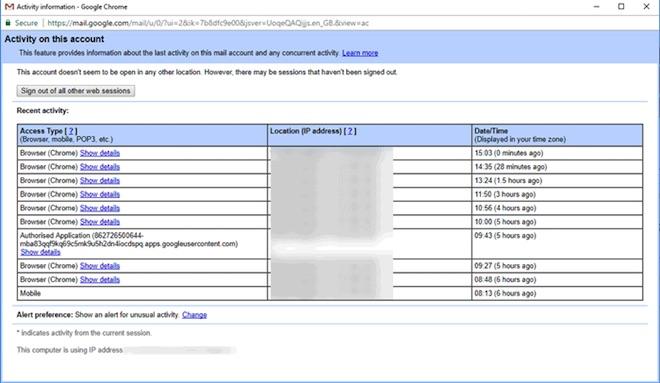 5 mẹo ai cũng cần biết để bảo vệ Gmail khỏi hacker - 2