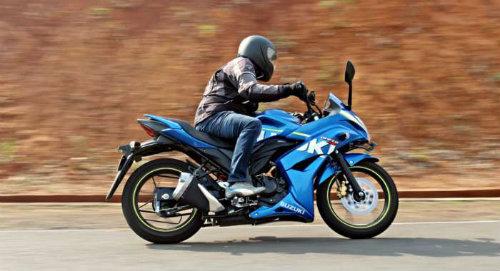 Xe máy Suzuki, Honda đồng loạt giảm giá - 2