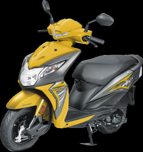Xe máy Suzuki, Honda đồng loạt giảm giá - 1