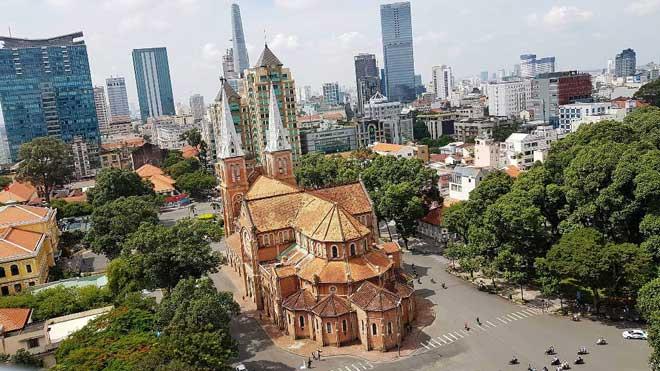 Ngắm Nhà thờ Đức Bà 140 năm tuổi ở Sài Gòn trước ngày trùng tu - 4