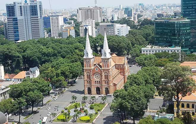 Ngắm Nhà thờ Đức Bà 140 năm tuổi ở Sài Gòn trước ngày trùng tu - 1