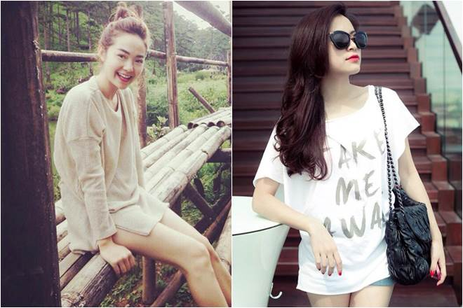 Hoàng Thùy Linh, Minh Hằng: Đôi bạn thân mặc đẹp của showbiz Việt - 9