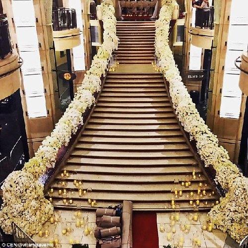 Đại gia Nga chi 240 tỷ làm đám cưới cho con gái rượu - 10