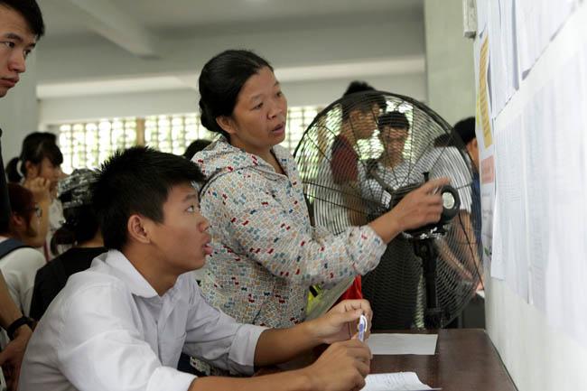 Công bố kết quả thi THPT Quốc gia chậm nhất ngày 7/7 - 1