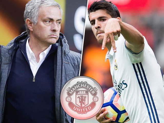 """MU chuyển nhượng """"bom tấn"""": Đón Morata 72 giờ nữa, """"Bố già"""" Real gật đầu"""