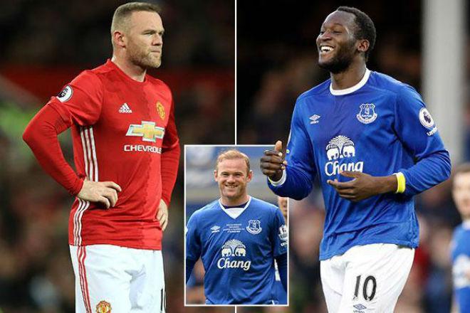 Chuyển nhượng MU 4/7: Đổi Rooney lấy Lukaku - 1