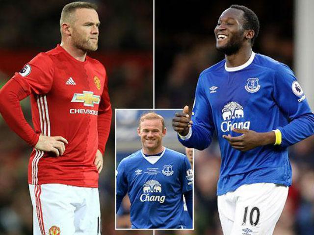 Chuyển nhượng MU 4/7: Đổi Rooney lấy Lukaku