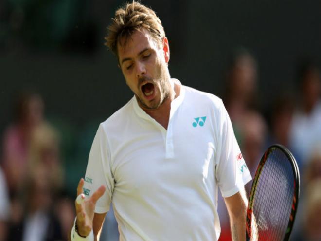 Tin nóng Wimbledon ngày 2: Bà bầu 4 tháng dũng cảm thi đấu - 2
