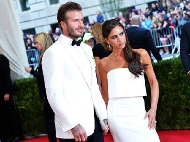"""Tay chơi Beckham mê người đẹp, bị vợ """"phán xử"""" như thế nào?"""