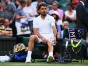 """Wimbledon: Đầu gối """"nổi loạn"""", Wawrinka lập kỷ lục đáng buồn"""