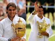Thể thao - Wimbledon 2017: Ngôi Vua của Federer và số 1 Nadal?