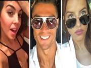 Ronaldo dính nghi án tình tay ba với siêu mẫu,  hẹn hò  trai đẹp