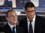 Ronaldo ảo tưởng sức mạnh:  Ông trùm  Real ra tay dẹp loạn