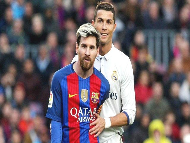 Quả bóng vàng 2017: Messi lật đổ Ronaldo bằng